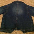 Baby Gap Boys/Toddlers/Infants Jean Jacket (m) 6-12 months Nice Never Worn!!