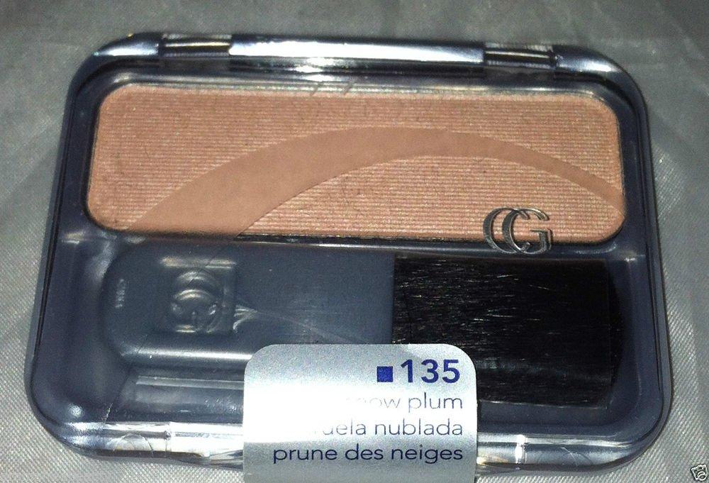 CoverGirl Cheekers Blush * 135 SNOW PLUM *  Brand New Sealed