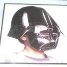 Star Wars Darth Vader Birthday Party 3D Face Mask Red Eyes Hallmark Party Sealed