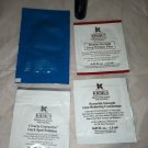 Kiehl's 5pc Sample / Travel Lot Midnight Recovery Concentrate Clearly Corrective