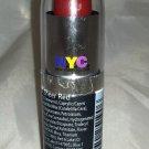 N.Y.C. New York Color Ultra Moist Lip Wear Lipstick *309B SHEER RED* Sealed New