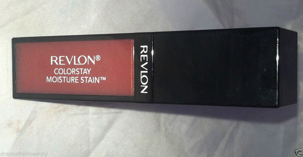 Revlon Colorstay Moisture Gel Lip Stain *055 STOCKHOLM CHIC* Brick Red w/ Orange