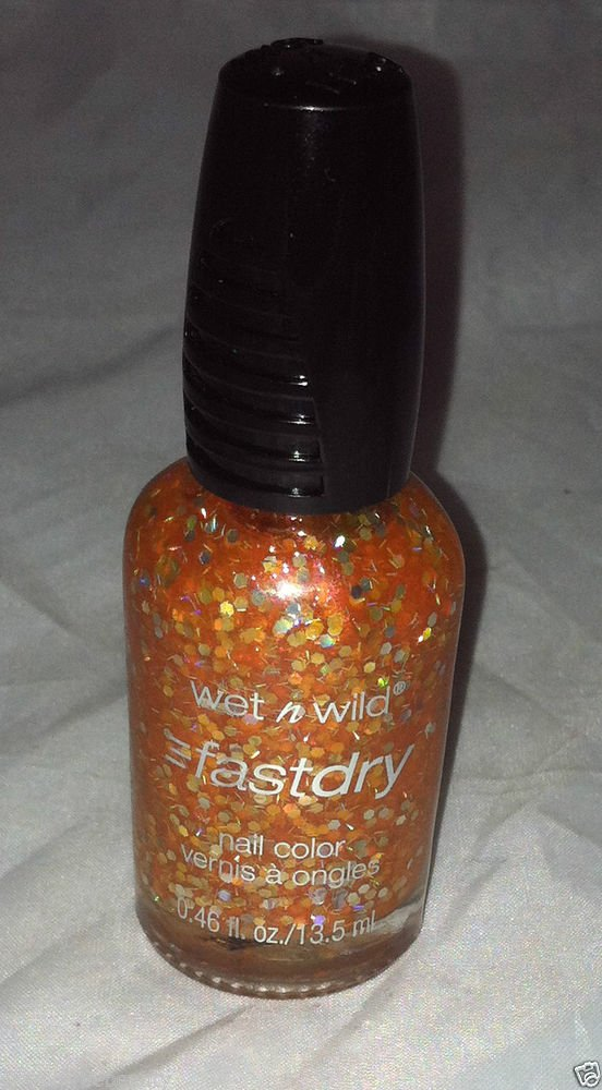 Wet n Wild Fast Dry Nail Polish / Color * PENNY FOR YOUR THOUGHTS * Copper Shimm