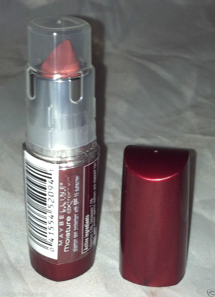 Maybelline Moisture Extreme Lipstick / Lip Color * 390 DESERT BLOOM * Very HTF