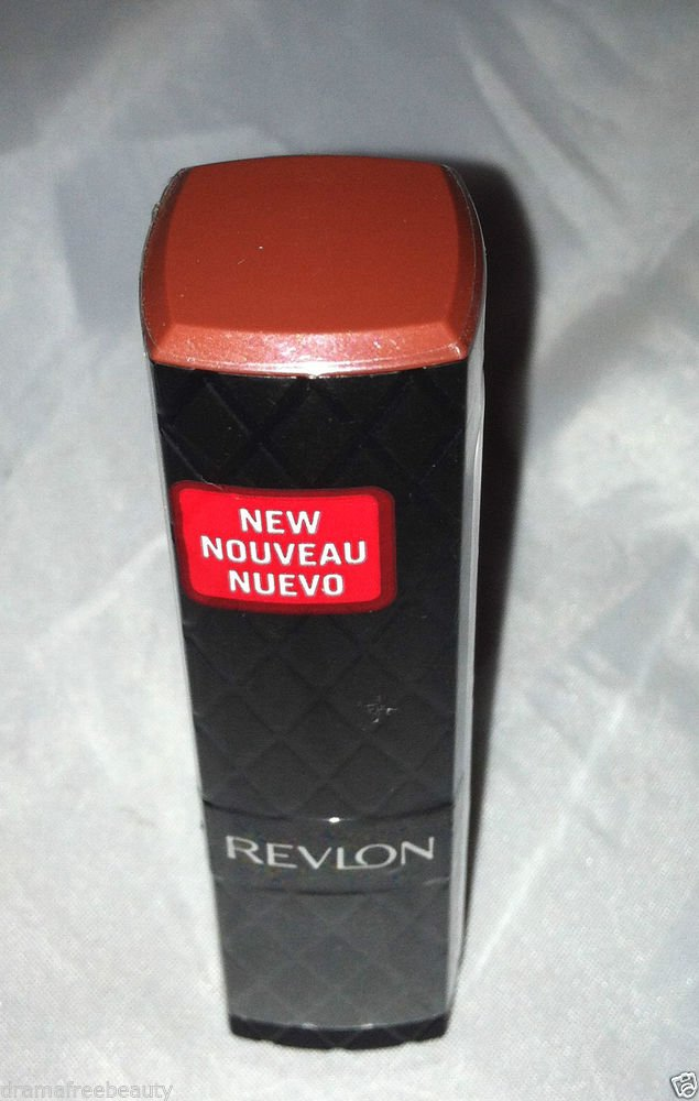 Revlon Colorburst Lipstick 060 *CHOCOLATE* Cool Dark Nude Brand New & Sealed