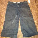 GAP JEANS Caprice Pants Womens Size 8 New With Tags Casual Pants Blue/Gray