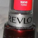 Revlon HOLIDAY Top Speed Fast Dry Nail Polish *SPICE IT UP* Burgandy w/Bronze BN