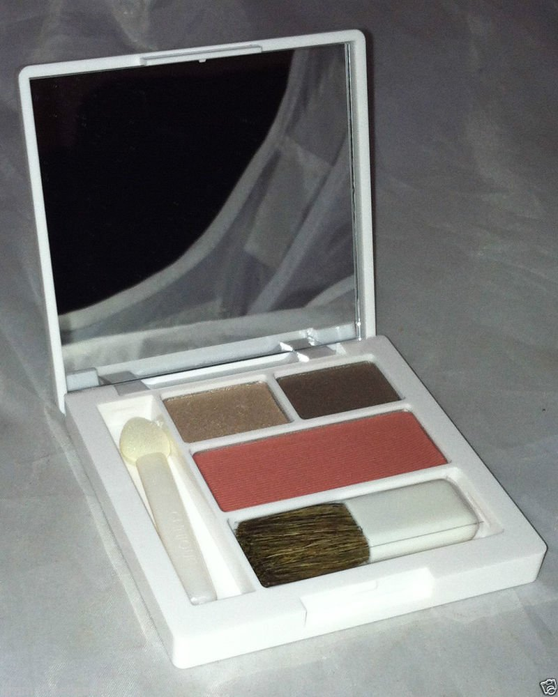 Clinique All About Shadow Duo * STARLIGHT STARLIGHT * & Blush * FIG * Brand New