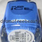 Pure Ice Nail Lacquer Polish *IN THE MOOD* Periwinkle Blue w/Silver Shimmer BNew