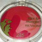 Revlon Mix & Mingle Lip Gloss Swirl Palette Trio *285 CHATTY CHERRY* Sealed New