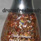 Sally Hansen Diamond Strength Jewel Overcoat RING-A-DING Copper Gold Hex Glitter