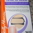 Sally Hansen 14 Day NAIL SHIELD Pre-Treated Strips Protect Nourish *SHEER BLUSH*