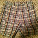 The Children's Place Boys/Toddlers 24 months Plaid Shorts