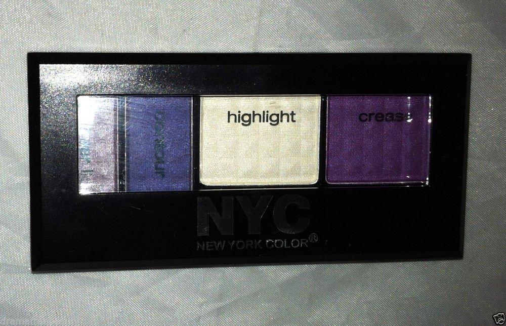 NYC Metro Quartet Eye Shadow Quad * 796 QUEENS BOULEVARD * Sealed New