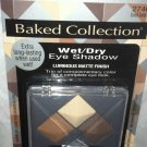 Physicians Formula Matte Finish Eye Shadow * 2746 BAKED SANDS * Wet/Dry Nude