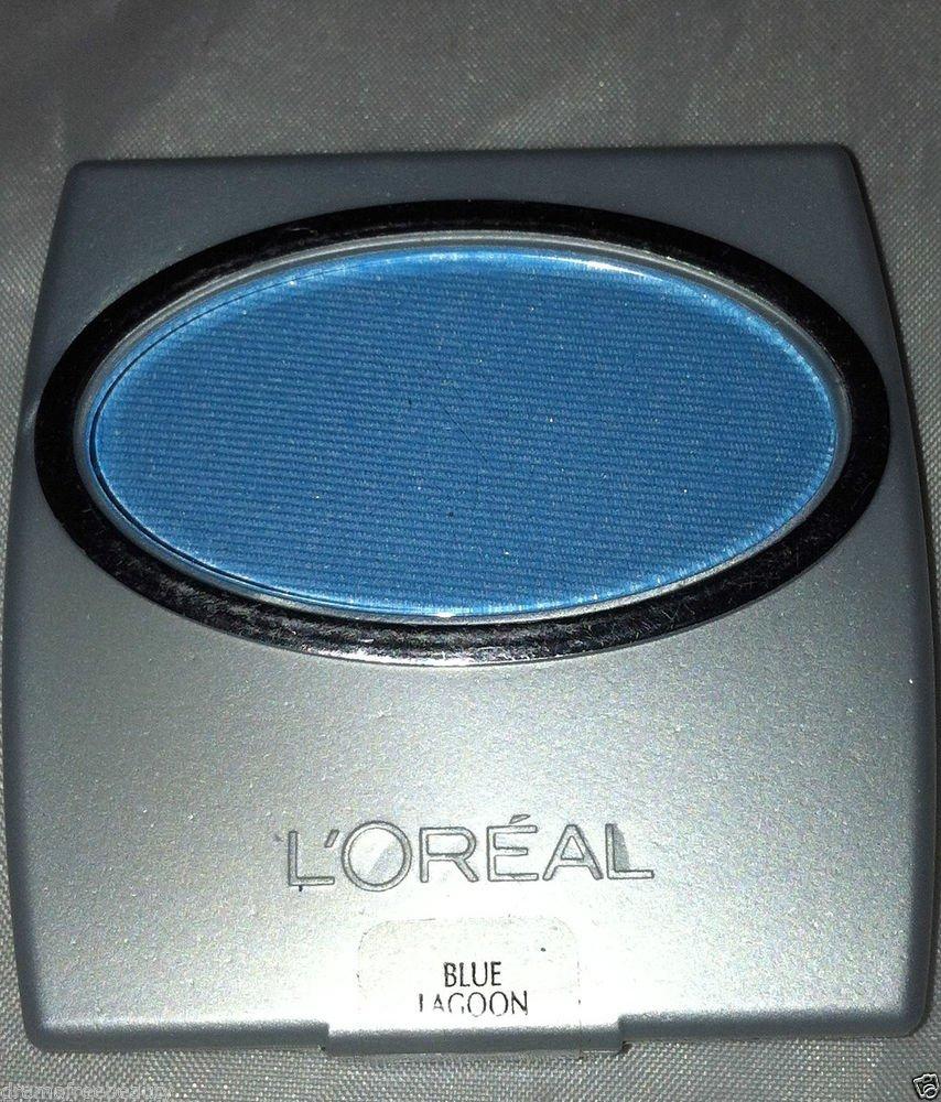 L'Oreal Wear Infinite Single Eye Shadow Matte * BLUE LAGOON * Sealed New