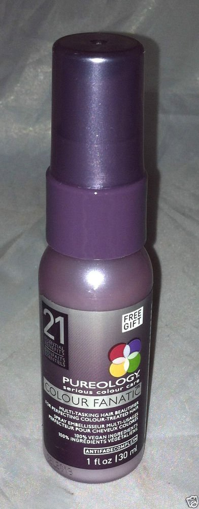 Pureology Serious Colour Care Colour Fanatic Spray 1 fl. oz Travel Size BN