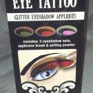 BNIB Hard Candy Creamy Blendable Eyeshadow Appliques Set *124 GLITTER* 3 Shades