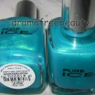 Pure Ice Nail Lacquer Polish *HEARTBREAKER* Gorgeous Green/Teal Micro-Shimmer BN