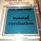 L.A. Colors Lightweight Mineral Eyeshadow BME495 TEAL Talc/Fragrance Free New