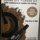 N.Y.C. Smooth Mineral Loose Eye Powder Kit 841B Cocoa Shimmer Waterproof Sealer