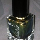 Revlon Chroma Chameleon Nail Polish Enamel *GOLD* Antique Olive Duo-Chrome BNew
