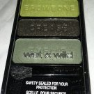 Wet n Wild Tough Girl ColorIcon Green Eyeshadow Trio 34273 *SOLDIERS IN CHARMS*