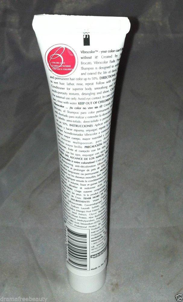 Brocato Vibracolor Fade Prevent Color Treatment Shampoo (1 fl oz) Travel Size