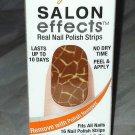 Sally Hansen Salon Effects Nail Polish Strips *460 QUEEN OF THE JUNGLE * Giraffe