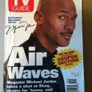 T.V. Guide Nov. 2-8 Michael Jordan Collector's Signature Cover Rare Complete