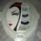 Disney Villains Lmt Ed *EVIL QUEEN* Black Eye Lash Set 3 Designs w/Adhesive BNIB