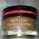 Revlon ColorStay Whipped Crème Makeup 24 Hour Foundation * 340 CARAMEL * New