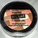 Maybelline Master Hi-Light Face Studio Hi-Lighting Bronzer Multi-Tone Palette BN
