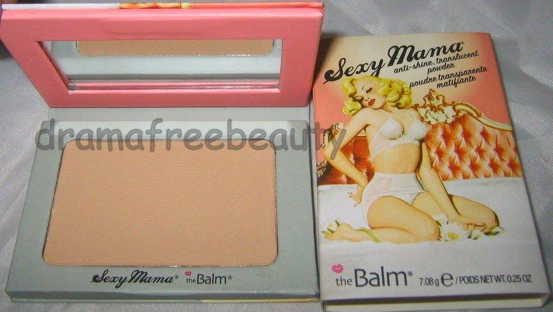 TheBalm SEXY MAMA *Anti-Shine Translucent Powder* Full Size BNIB