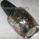 OPI Skyfall 007 James Bond Nail Lacquer *THE LIVING DAYLIGHTS* Multi Glitter BN