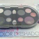 L.A. Colors 10 Color Eyeshadow Palette BES485 Adore  Long Lasting Rich Color BN