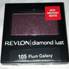 Revlon Diamond Lust Eye Shadow * 105 PLUM GALAXY *  Luxurious Color Sealed New