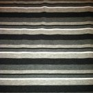Gary Striped Sewing Fabric Gray/White/Black Stripes 2yds X 1.5yds Stretch Cotton