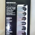 Maybelline Color Show Nail Stickers Silver MirrorEffect #70 PLATINUM NYC Skyline