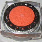 L'oreal Infallible 24HR Lmt Ed. Waterproof Eyeshadow *CHERIE MERIE* Coral Orange