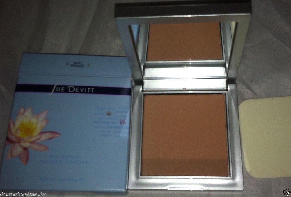 Sue Devitt Bronzing Pressed Powder Contour Bronzer *BEAU BRONZE* Summer Glow $38