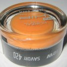 L'oreal HIP Discontinued Jelly Balm 420 * SAVORY * Sheer Shiny Peach BN & Sealed