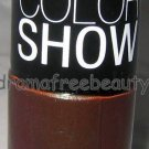 Maybelline Color Show Nail Polish 725 *DOWNTOWN BROWN* Brown Green Duo-Chrome BN