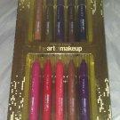 Vanilla Sugar Makeup Set 5 Eye Liner Pencils 5 Lip Color Pencils 10 Total New