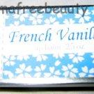 Naiad Soap Arts Throw Back Tin Slider Natural Lip Balm FRENCH VANILLA BN/Sealed