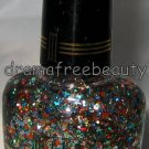 Milani JEWEL FX Nail Polish *530 GEMS* Multi-Colored Confetti Party Hex Glitters