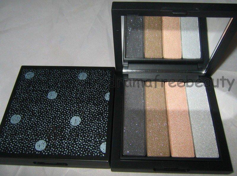 Charlotte Ronson For Your Eyes Only Eyeshadow Quad *PAMELA* Smokey Shimmer B New