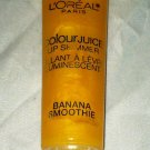 L'Oreal Colour Juice Lip Shimmer  Lip Gloss * BANANA SMOOTHIE *  Brand New  HTF