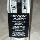 Revlon ColorStay Creme Gel Eye Liner Easy Glide * WHITE MIST * Sealed New