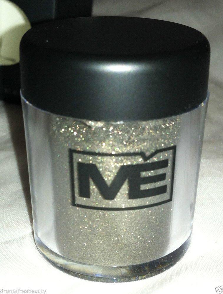 Mattese Elite STAR DUST Loose Powder Eyeshadow * BLACK GOLD * Smokey ShimmerBNIB